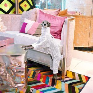Shantell Design White Lace Onesie